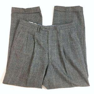 Luciano Barbera pants Euro 52(36) Actual 33 x 30